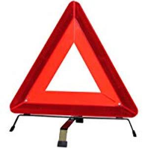 triangolo di emergenza Kit attrezzi di sicurezza di emergenza auto 12-in-1 Kit di sicurezza stradale di viaggio in euro con cavi jumper martello di sicurezza 6 in 1 fune di traino